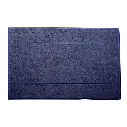 Badematte medium blå