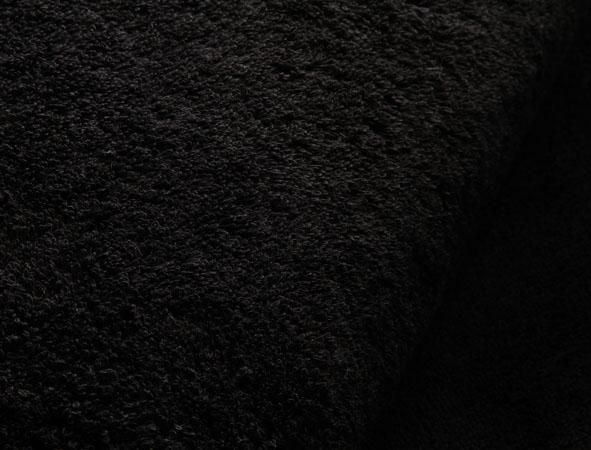 Farge svart