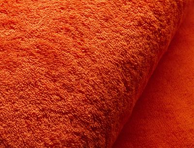 Farge varm oransje