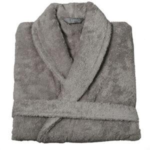 Nord badekåper kvalitet tykke rause myke gode lys grå