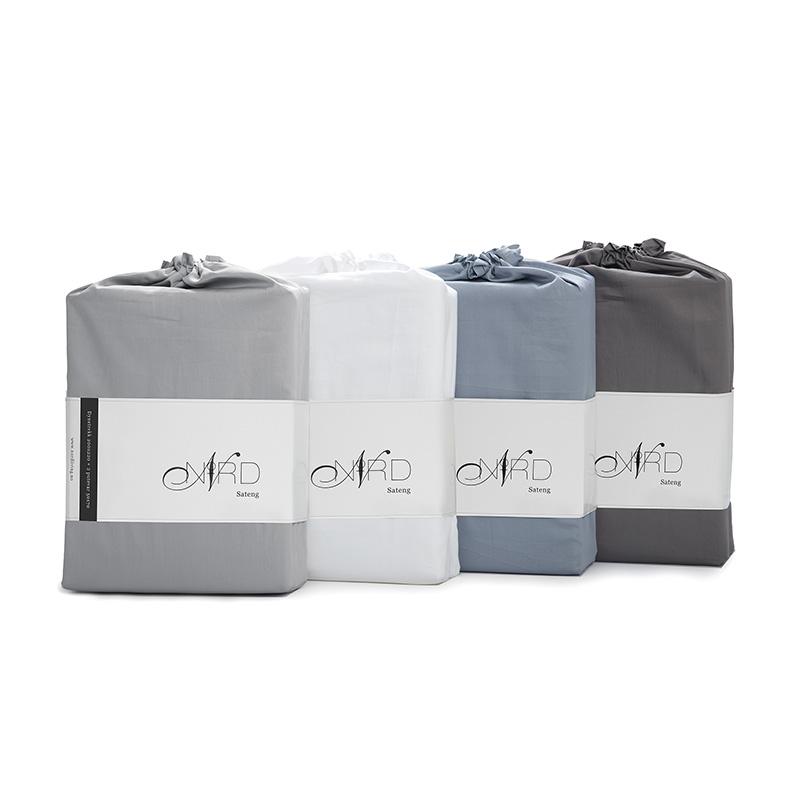 Nord Sateng sengesett pakket i miljøvennlige stoffposer