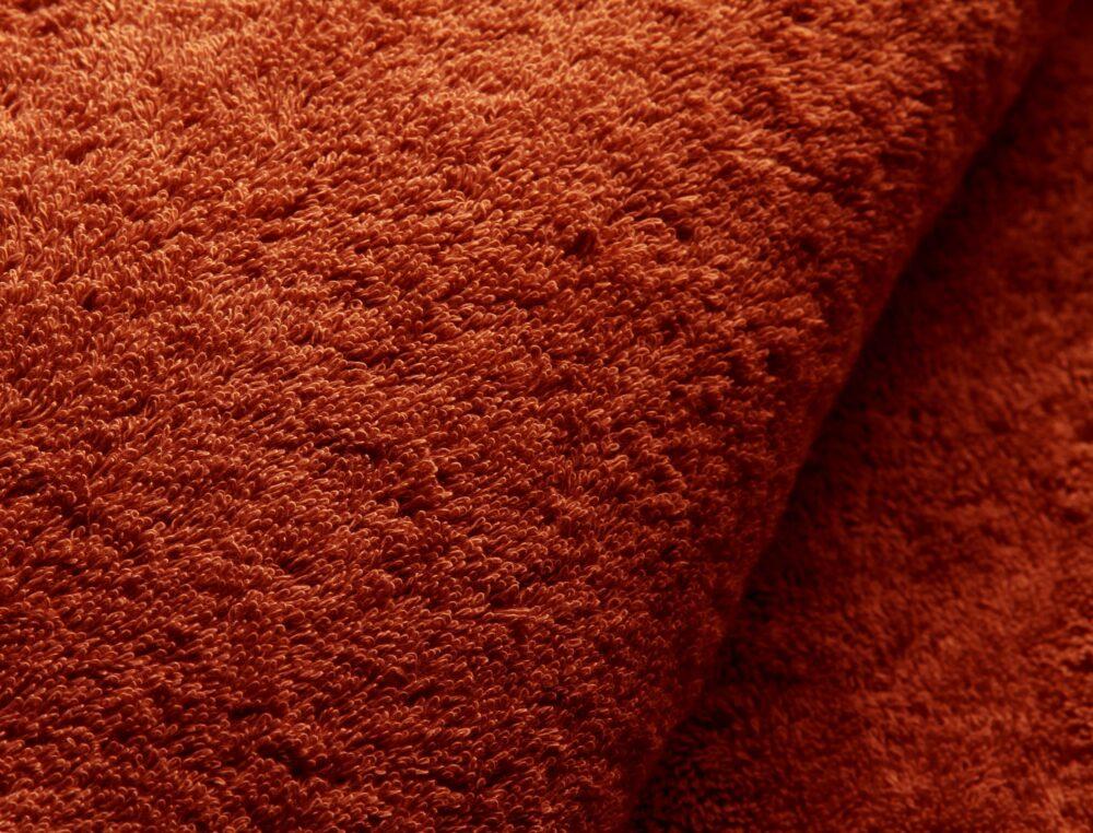 Farge terracotta 600g Egyptisk bomull