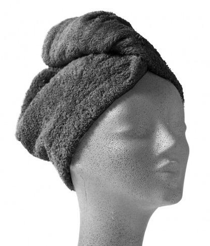 Nord turban mørk grå